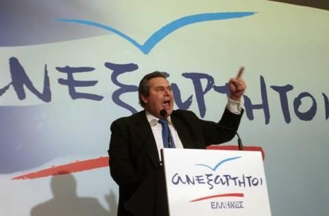ΑΝΕΛ: Το εκλογικό αποτέλεσμα στο επίκεντρο του Εθνικού Συμβουλίου