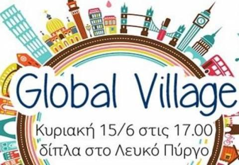 Θεσσαλονίκη: Ένα Παγκόσμιο χωριό στον Λευκό Πύργο