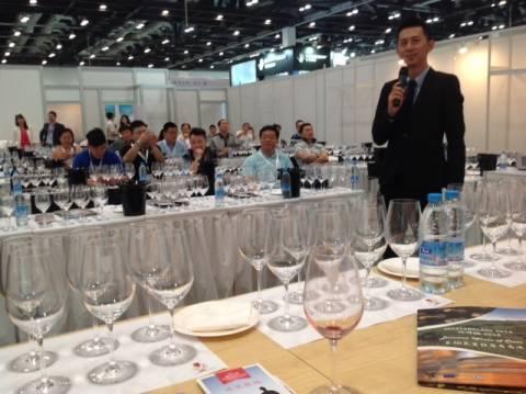 Στην έκθεση «Top Wine China» οι οινοποιοί της Κρήτης