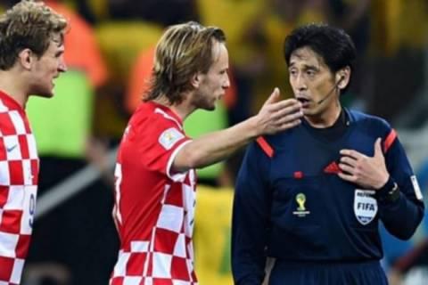 Παγκόσμιο Κύπελλο 2014: Οργή από κροατικά MME