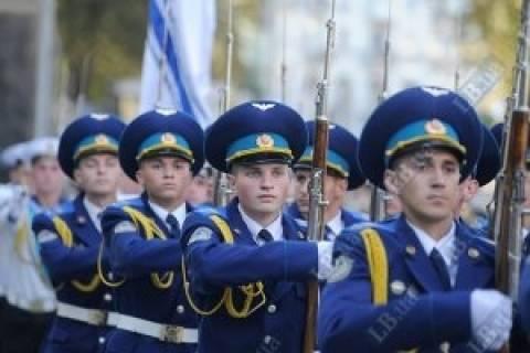 За отказ от мобилизации на Украине уволили 212 офицеров ГКА