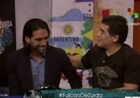 Παγκόσμιο Κύπελλο Ποδοσφαίρου 2014: Δείτε τι είπε ο Φαλκάο για την Ελλάδα