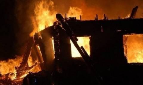 Τραγωδία με πρόσφυγες: Κάηκαν ζωντανοί μέσα στο σπίτι τους