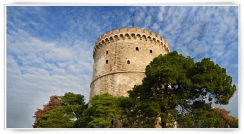 150 χρόνια φωτογραφιών του Λευκού Πύργου σε 2 λεπτά!