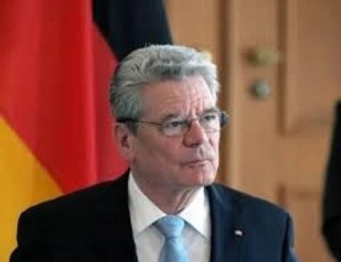 Γκάουκ: Η Γερμανία πρέπει να έχει πιο ενεργό στρατιωτικό ρόλο