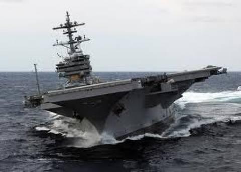 Ιράκ: Οι ΗΠΑ αναπτύσσουν αεροπλανοφόρο στον Περσικό Κόλπο