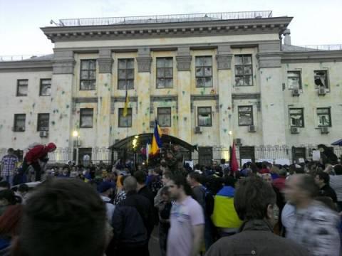 Μόσχα: «Αδρανούν» οι ουκρανικές αρχές