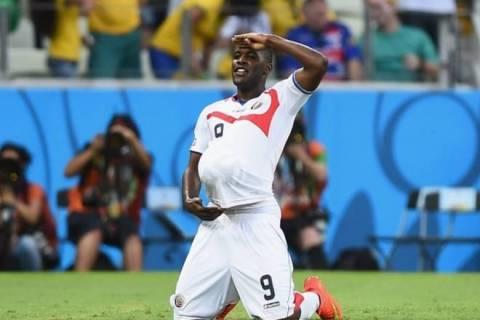 Παγκόσμιο κύπελλο 2014: Ουρουγουάη-Κόστα Ρίκα 1-3