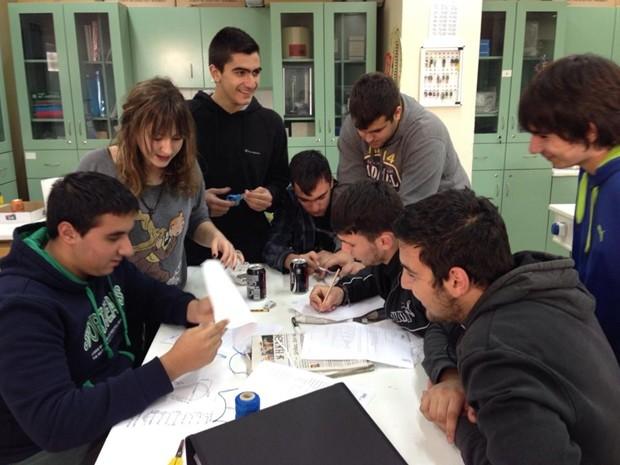 Κατόρθωμα - Ένας δορυφόρος στο διάστημα από μαθητές της Κρήτης