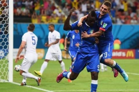 Αγγλία – Ιταλία 1-2: Super match, super Mario