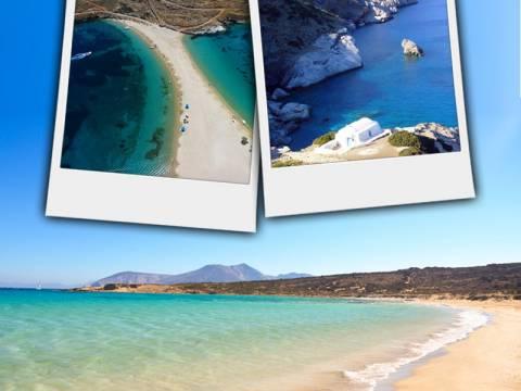 Οι ομορφότερες παραλίες των Κυκλάδων!