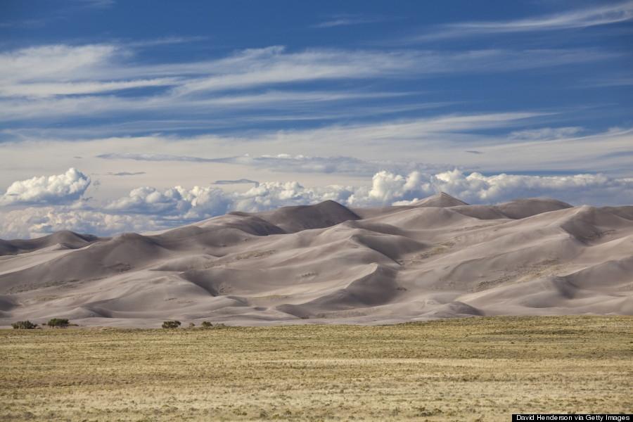 Ποιο είναι το πιο αναπάντεχο φυσικό φαινόμενο στο Κολοράντο;