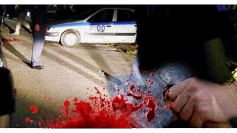 Αιματοβαμμένη νύχτα στην Ιεράπετρα - Ένας νεκρός και ένας τραυματίας