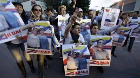 Δεύτερος γύρος εκλογών στην Κολομβία
