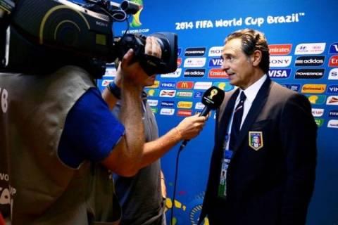 Mundial 2014: «Έδειξε τις αρετές της η Ιταλία»