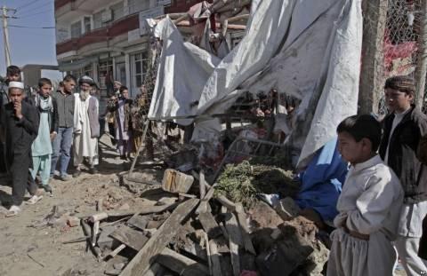 Μακελειό στο Αφγανιστάν
