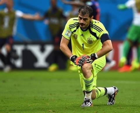 Mundial 2014-Κασίγιας: «Η χειρότερη εμφάνιση της καριέρας μου»