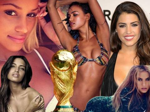 Mundial 2014: Η πιο σέξι ενδεκάδα της διοργάνωσης (photos+video)