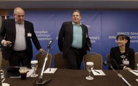 Νέο γραμματέα εκλέγουν οι Ανεξάρτητοι Έλληνες