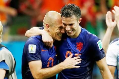 Παγκόσμιο Κύπελλο Ποδοσφαίρου 2014: Μάντεψε την «5άρα» της Ολλανδίας και πήγε ταμείο!