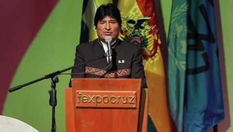Эво Моралес призвал распустить Совбез ООН