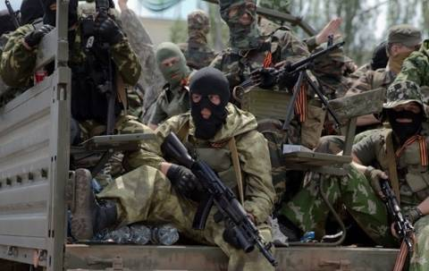 Вооруженные люди захватили предприятие «Луганскгаз»