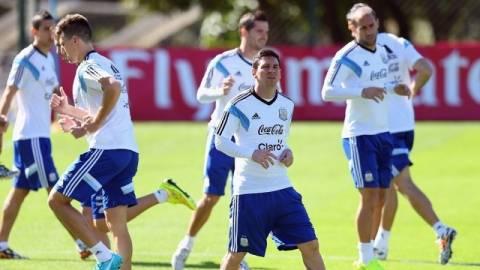 Παγκόσμιο Κύπελλο 2014: Αργεντινή και Γαλλία αποκαλύπτονται...