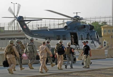 Με 100 στρατιώτες θα ενισχυθεί η πρεσβεία των ΗΠΑ στη Βαγδάτη