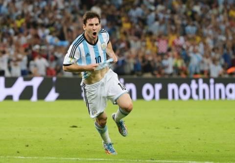 Παγκόσμιο Κύπελλο 2014: Αργεντινή – Βοσνία 2-1… και ο Μέσι «ξεμπλόκαρε»