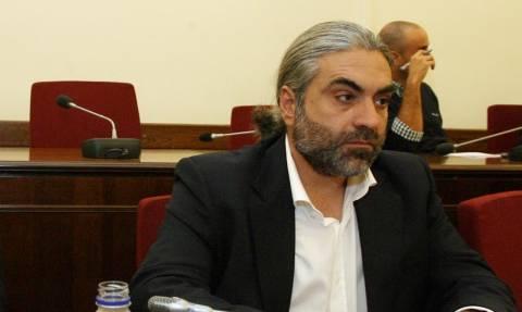 Στον ανάκριτη ο Χρυσοβαλάντης Αλεξόπουλος