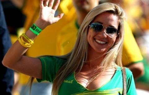 Παγκόσμιο Κύπελλο Ποδοσφαίρου 2014: Οι πιο σέξι γυναικείες παρουσίες (pics)