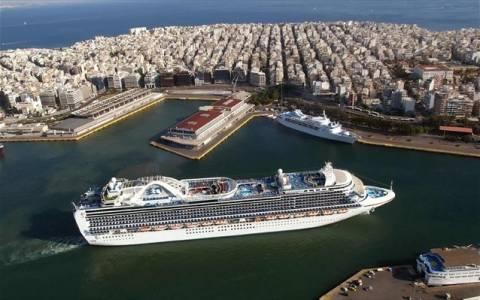 Τρίτος ευρωπαϊκός προορισμός κρουαζιέρας η Ελλάδα