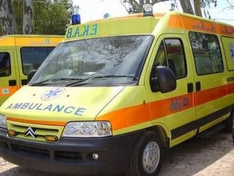Τραγωδία στη Λάρισα με τουρίστα-Έπεσε στο κενό από ύψος 20 μέτρων