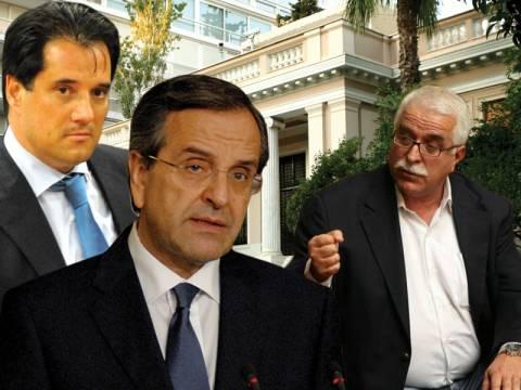 Ο Θανάσης Γιαννόπουλος «καρφώνει» Άδωνι και Σαμαρά
