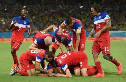 Παγκόσμιο Κύπελλο Ποδοσφαίρου 2014: Γκάνα – ΗΠΑ 1-2