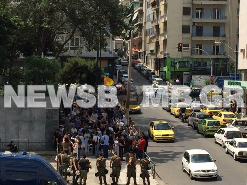 Eλεύθερος για το αδίκημα της κατοχής πυρομαχικών ο Γερμενής (pics)