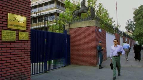 Βρετανία: Απόφαση για επαναλειτουργία της πρεσβείας στην Τεχεράνη