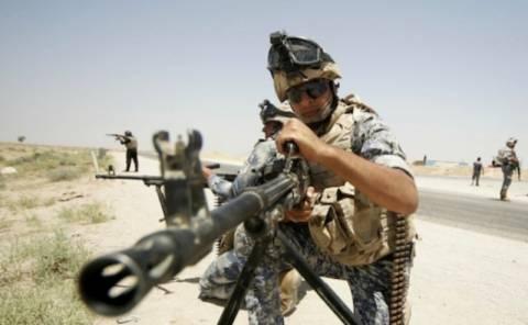 Ιράκ: Αντάρτες κατέλαβαν μεθοριακό σταθμό στα σύνορα με Συρία