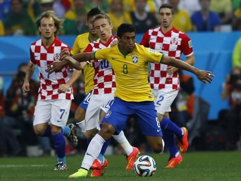 Παγκόσμιο Κύπελλο 2014: Πώς πανηγυρίζει γκολ του Νεϊμάρ ένας τυφλός και κουφός (βίντεο)
