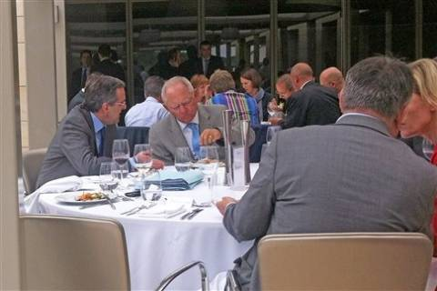Τι συζήτησαν Σαμαράς - Σόιμπλε στη Λισαβόνα