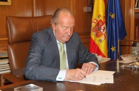 Ισπανία: Άνοιξε ο δρόμος για την παραίτηση του βασιλιά Χουάν Κάρλος