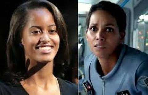 Η κόρη του Ομπάμα τώρα και ηθοποιός στο πλάι της Χάλι Μπέρι!