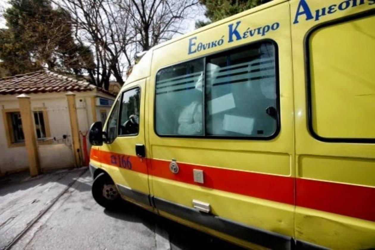 Έκρηξη προκάλεσε τον τραυματισμό ναυτικού στη Θεσσαλονίκη