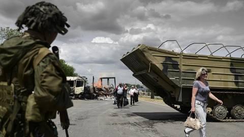 Ουκρανία: Πάνω από 100 πολίτες νεκροί, θύματα της στρατιωτικής επιχείρησης