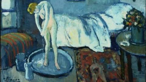 На холсте Пикассо под слоем картины обнаружили портрет неизвестного