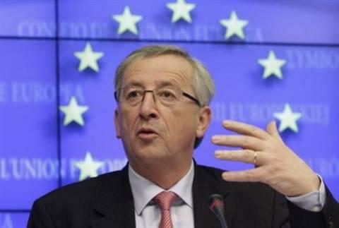 Ιταλία: Στηρίζει Γιούνκερ για την προεδρία της Ευρωπαϊκής Επιτροπής