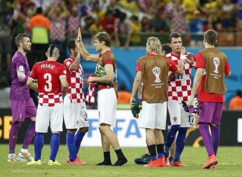 Παγκόσμιο Κύπελλο Ποδοσφαίρου 2014: Καμερούν-Κροατία 0-4