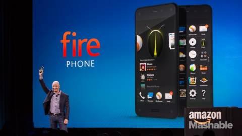 Fire Phone: Αυτό είναι το νέο smarphone από την Amazon