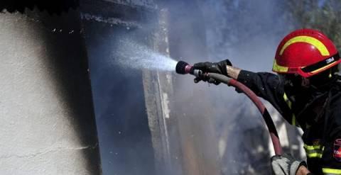 Έσβησε η φωτιά στο υπόγειο στο κέντρο της Αθήνας