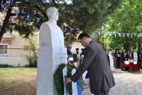 Παρών ο Γ. Ορφανός στην εκδήλωση για την έναρξη του β' Βαλκανικού Πολέμου